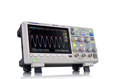 Siglent SDS1202X-E - Oscilloscope 2X200 MHz