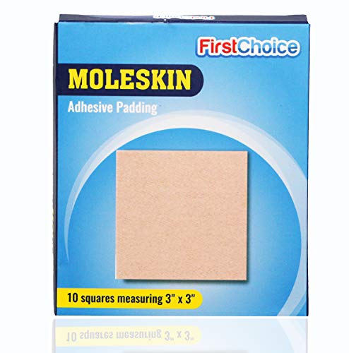 Extra Durable Moleskin Patches - 3