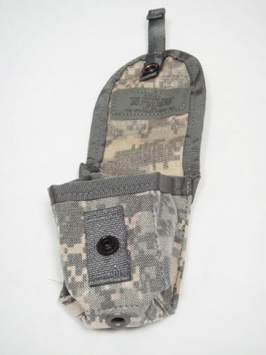 Specialty Defense Systems 3 US Military Army ACU MOLLE II Hand Grenade Pouch