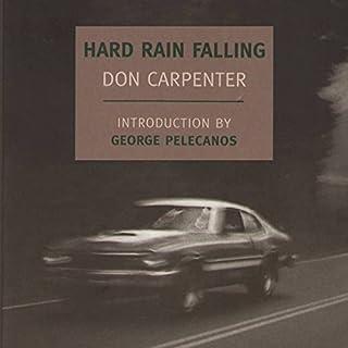 Hard Rain Falling cover art