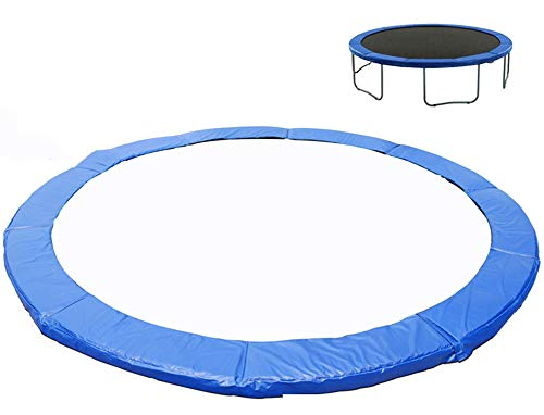 ZWFPJQD Replacement Trampoline Surround Pad, Universal Trampoline Foam Safety Guard Pad Spring Cover Trampoline Edge Cover,6FT