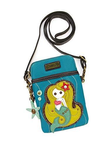 Crossbody Mermaid Cell Phone Purse
