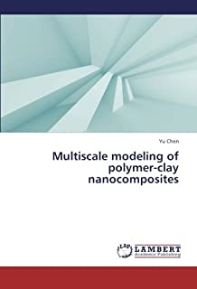 Multiscale modeling of polymer-clay nanocomposites
