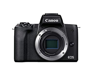 Canon EOS M50 Mark II from Canon USA