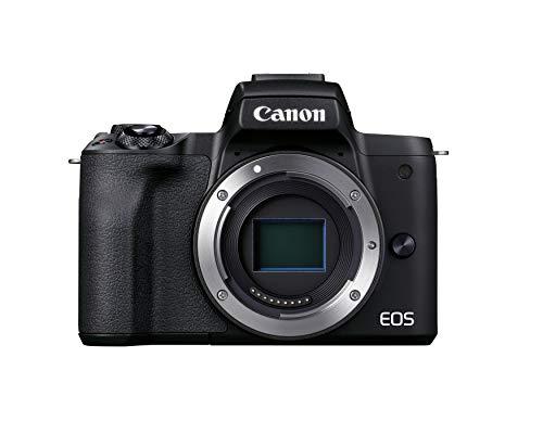 Canon EOS M50 Mark II Body Black