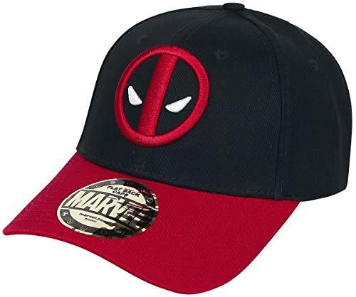 Deadpool Casquette Marvel - Baseball Logo