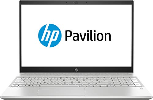 HP Pavilion Core i5 8th gen 15.6-inch FHD Laptop (8GB/1TB HDD/Win 10/2 GB MX130 DDR5 Graphics/MS Office/Mineral Silver/2.04 kg),...