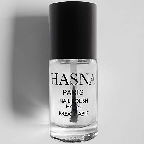 BASE & TOP COAT ATMUNGSAKTIVER NAGELLACK HALAL