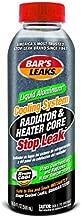 Bar's Leaks 1186 Liquid Aluminum Stop Leak - 16.9 oz