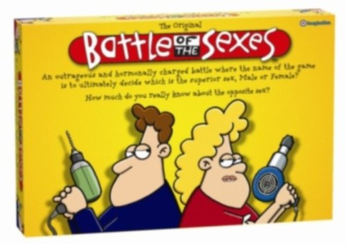 Imagination Games 5004553 - Battle of the Sexes