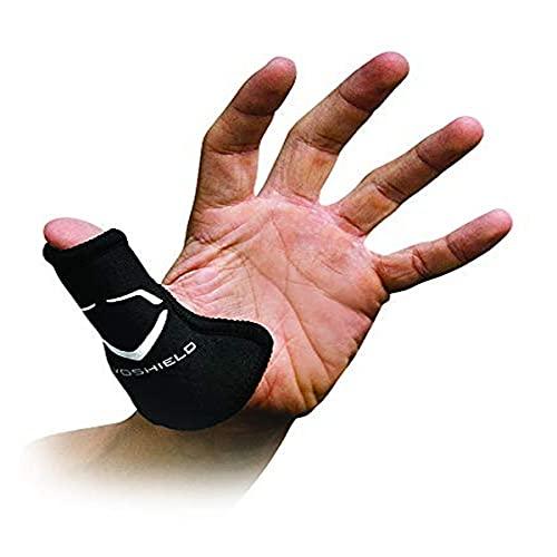 EvoShield Football Thumb Guard, Black - Small