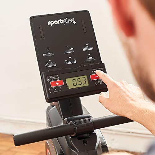 SportPlus Ruderergometer klappbar SP-MR-030-IE - 4