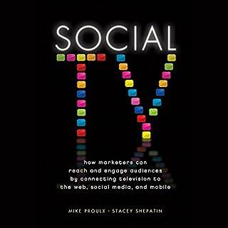 Social TV audiobook cover art