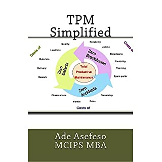 TPM Simplified audiobook cover art