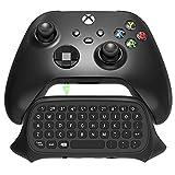 Compatibilità: la tastiera del controller wireless compatibile con Xbox Serie X/S/Xbox One/One S, è possibile digitare facilmente e rapidamente testo, lettere e punteggiatura comune, essere ideale per la ricerca e la chat durante il gioco. Ottieni il...