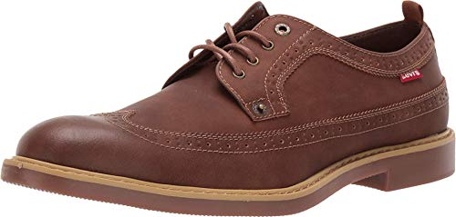 Levi's¿ Shoes Men's Tindal UL Dark/Tan 9.5 D US