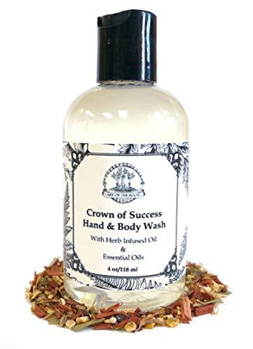 Crown of Success Bath Wash 4 oz Hoodoo Voodoo Wicca Pagan