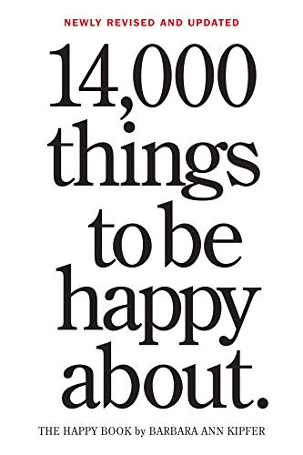 1000 things to be grateful - 1