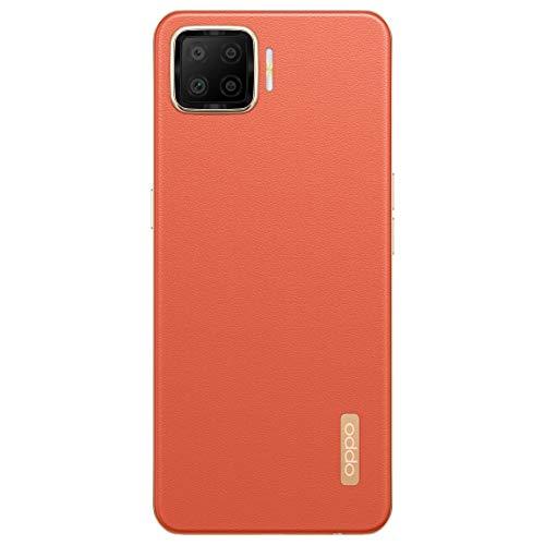 OPPO F17 (Dynamic Orange, 6GB RAM, 128GB Storage) + OPPO W51 TWS (Blue)