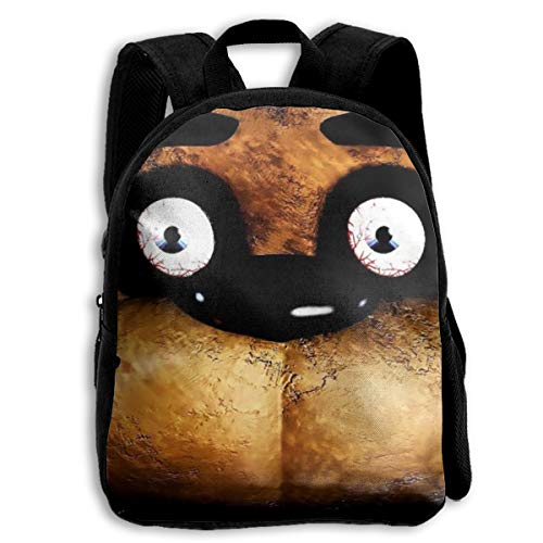 Empty P0sters Flve Nlghts at Freddy S 3D Printing Daily Bag Leisure Hiking Bag Hiking Bag Outdoor Daypack for Adult