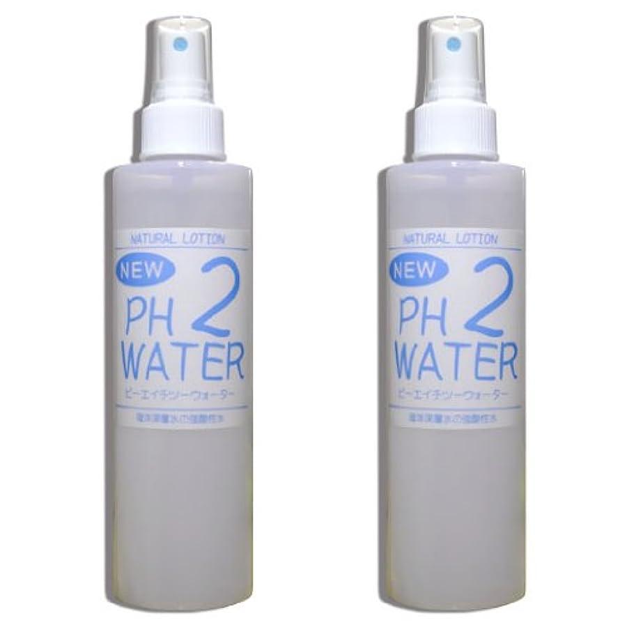 消去ええ鷹強酸性水 NEW PH2ウォーター『200mlスプレー2本セット』