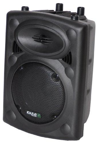 Ibiza SLK10A-USB Full-Range-luidspreker, zwart