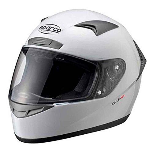 Sparco 0033190XS Helm Club X-1, Größe XS