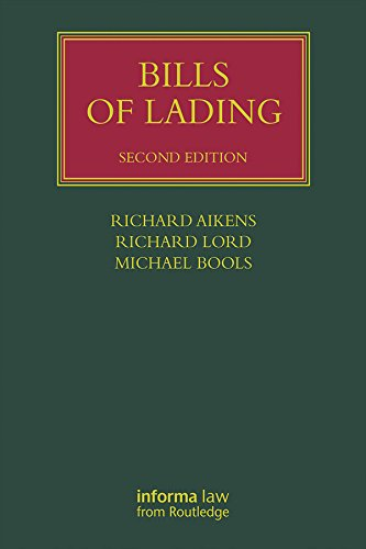 Bills of Lading (Lloyd's Shipping Law Library) (English Edition)