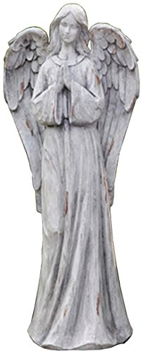 Napco Praying Angel Statue, 16.25'