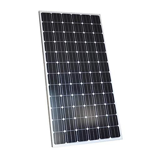 WccSolar Panel Solar de Alto Rendimiento de 330W Fotovoltaico Monocrystalline 72celulas para instalacion de 24v