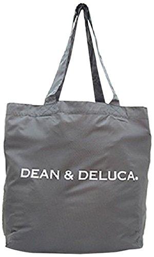DEAN&DELUCA SHOPPING BAG 折りたたみエコバッグ FOREVERBAG 990067 GREY ディーン&デルーカ 【並行輸入】