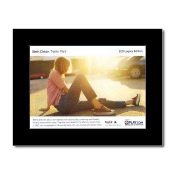 BETH ORTON - Trailer Park - Legacy Matted Mini Poster - 21x13.5cm