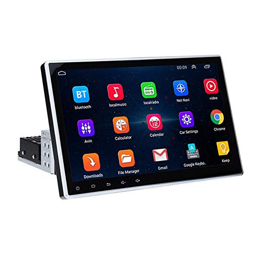 Harwls Adjustable 10,1 inch Touching Screen Car Radio Stereo 8 Core GPS WiFi voor Android 8.0