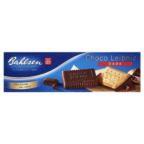Bahlsen Choco Leibniz Oscuro 125g (paquete de 6 x 125g)