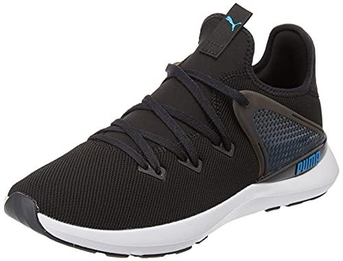 Puma Pure XT, Zapatillas de Entrenamiento Hombre, Black White-FUT, 45 EU
