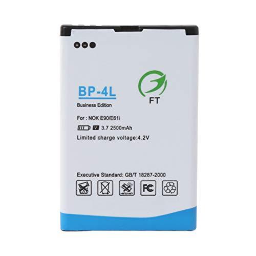2500mAh BP-4L - Batteria di ricambio agli ioni di litio per 96/112 LED Camera Light