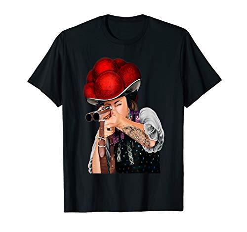 Cooles Bollenhut Schwarzwald T-Shirt