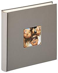 walther design FA-208-X Designalbum Fun, grau, 30 x 30 cm