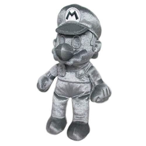 Little Buddy 1726 Super Mario All Star Collection Metal Mario Plush, 9'