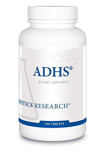 Biotics Research ADHS ® – Adrenal Support, Supports Normal Cortisol Levels, Antioxidant Support, More Energy, Healthy Responses 240 Tabs