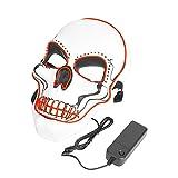 Zoom IMG-1 tbest maschera spaventosa da pagliaccio