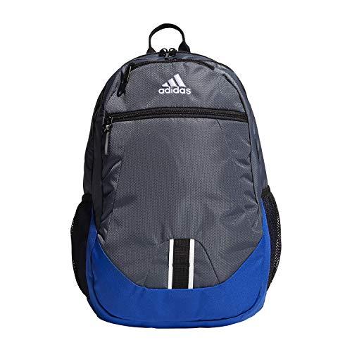 adidas Foundation Mochila, Unisex adulto, Mochila, 976549, Onix Collegiate Royal/Negro, Talla única
