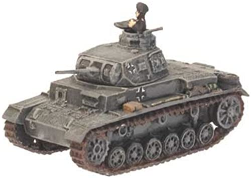 German  Panzer III E by Battlefront Miniatures