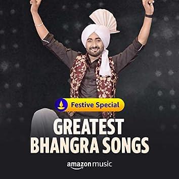 Greatest Bhangra Songs