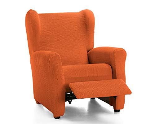 Martina Home Tunez - Copri-Divano Relax Relax Arancione