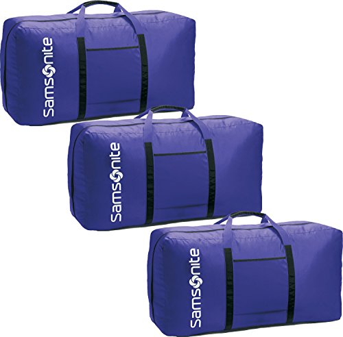 Samsonite 32.5' Tote-A-Ton 3 Piece Duffel Set (One Size, Purple)