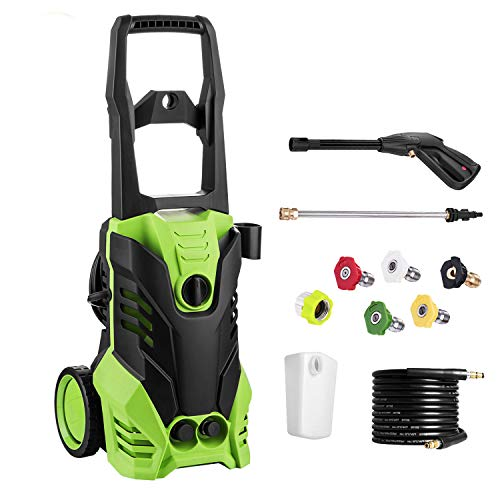 Homdox 3490 PSI Electric High Pressure Washer Now $119.99 (Was $599.95)
