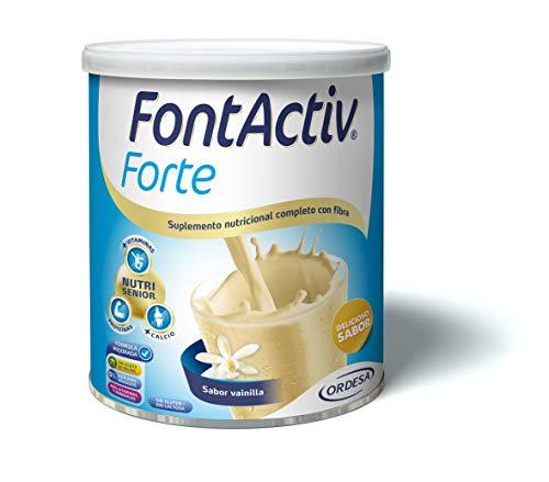 Fontactiv Forte Vainilla Suplemento Nutricional para Adultos y Mayores - 30 grs 1 o 2 veces al día 800 gr
