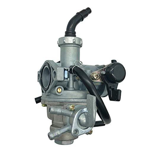 DIBAO Carburador de motocicleta de 22 mm para TRX90 TRX 90 CT90 CT110 CT 90 110 Carb Parts Accesorios