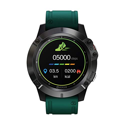 HQPCAHL Smartwatch, IP67 Waterproof with Stand-Alone Music Player, Bluetooth Calling(Receive/Make Call),1.3